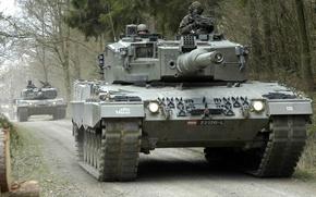 Picture Tank, Leopard 2A4, Leopard 2, Leopard 2, Armor