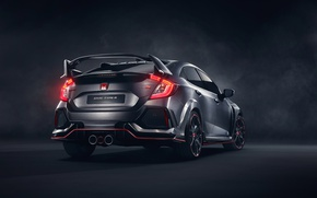 Wallpaper 2018 Honda Civic Type R, Honda, Civic, Honda, Civic