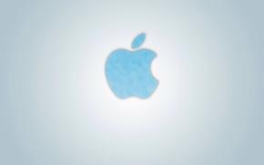 Picture computer, Apple, texture, gadget