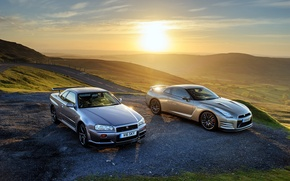 Picture Nissan, GT-R, Nissan, R35, UK-spec, 2015, 45th Anniversary