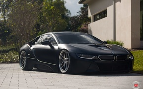 Picture BMW, Forged, Vossen, LC-104, Whee