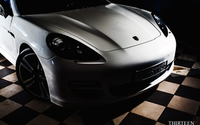 Picture Porsche, before, Panamera, Panamera, the hood, auto, machine, auto, Porsche