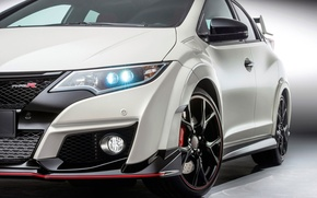 Picture Lights, Honda, Civic, Type-R