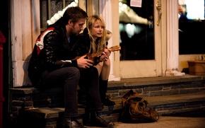 Picture the film, street, pair, lovers, romance, drama, Valentine, Dean, Michelle Williams, Ryan Gosling, Ryan Gosling, …