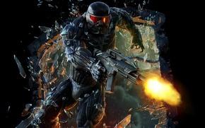 Picture Crysis, Crytek, shooter, Electronic Arts