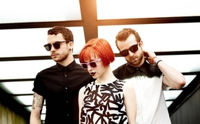 Picture look, light, style, group, tattoo, glasses, photographer, rock, Hayley Williams, Paramore, 2013, Hayley Williams, Taylor …