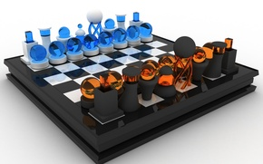 Picture Good, Best, Chess