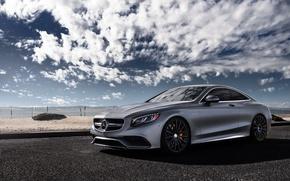 Picture car, Mercedes Benz, AMG, autowalls, S63
