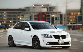 Picture Black, Pontiac, White, Wheels