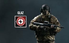 Picture Ubisoft, Tom Clancy's Rainbow Six Siege, Glaz