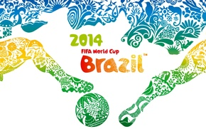 Picture football, Brazil, football, Sport, Brasil, World Cup 2014, World Cup 2014, World Cup 2014