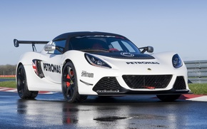 Picture lights, Lotus, the front, V6 Cap R, Lotus Exige