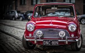 Picture view, Mini Cooper, old, Cooper Car Company