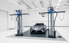 Picture Concept, Toyota, Supra, FT-1, Graphite