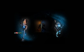 Picture the portal, youtube, computer games, computer games, Portal2, Portal2