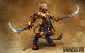 Picture art, art, Academy, heroes of might and magic 7, Might & Magic 7, Rakshasa