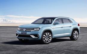 Picture Concept, Volkswagen, Coupe, Volkswagen, GTE, 2015, Cross