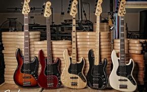 Picture bass, guitar, fender, jazz, precision