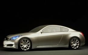 Picture concept, Infiniti, auto, coupe