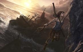 Picture 2013, Raider, Tomb, девушка4.