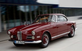 Picture BMW, Coupe, 1962—1965, 3200 CS