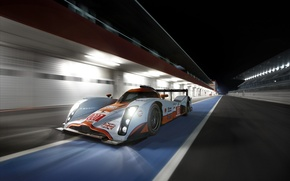 Wallpaper speed, racing car, Track