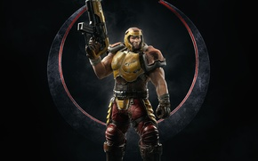 Picture Game, Ranger, Quake Champions