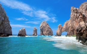 Wallpaper Mexico, Sea, Cabo San Lucas
