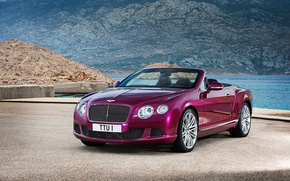 Picture Bentley, Continental, convertible, GTC, 625 HP