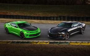 Wallpaper Chevrolet, Camaro, Chevrolet, Camaro