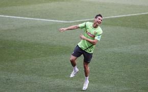 Picture Football, Portugal, Cristiano Ronaldo, Form, Brazil, Ronaldo, Football, Real Madrid, Real Madrid, Portugal, Cristiano Ronaldo, …