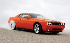 Wallpaper Dodge, SRT8, Challenger