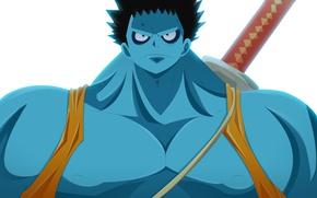 Picture sword, game, One Piece, pirate, anime, katana, ken, blade, asian, manga, Nightmare, japanese, chest, oriental, …