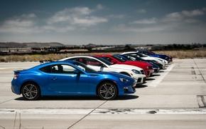 Picture Race, Machine, Car, Wallpapers, Supercars, Cars, Lamborghini Aventador, McLaren MP4-12C, Jaguar XKR-S, Wallpaper, Ford Shelby …