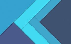 Picture line, blue, blue, texture, material