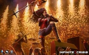 Picture Wonder Woman, Diana, DC comics, Infinite Crisis, Wonder woman