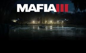 Picture machine, night, trunks, screenshot, Mafia III