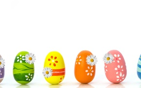 Picture eggs, Easter, Easter eggs