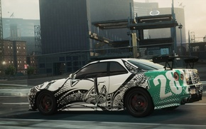 Picture Nissan, 2012, Need for Speed, nfs, Urban, Skyline, Most Wanted, NSF, NFSMW, GTR V Spec …