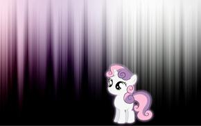 Picture cartoon, pony, little