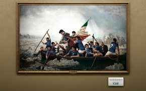 Picture picture, 1994, the national team of Italy on football