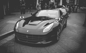 Picture Ferrari, street, f12, berlinetta