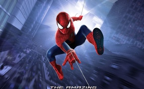 Picture city, web, the amazing spider-man, high voltage, the amazing spider man 2