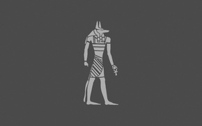 Wallpaper Egypt, character, texture