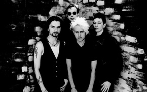 Picture Depeche Mode, Martin Gore, Dave Gahan, Andy Fletcher, SOFAD, Alan Wilder, Songs Of Faith And …
