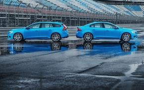 Picture Volvo, Profile, Volvo, S60, V60, Polestar