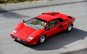 Picture Lamborghini, Countach, Lamborghini, 1978, Countach, Bertone
