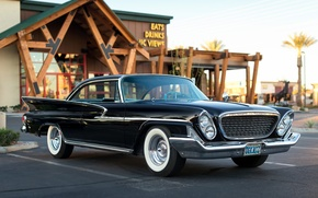 Picture Chrysler, classic, the front, 1961