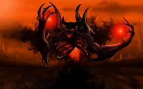 Picture dota2, nevermore, Shadow Fiend
