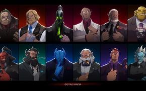 Picture Costume, Dota 2, Zeus, DotA, AKS, Pudge, Knight Stalker, Rubik, Phantom Lancer, Kunka, Anti Mage, ...
